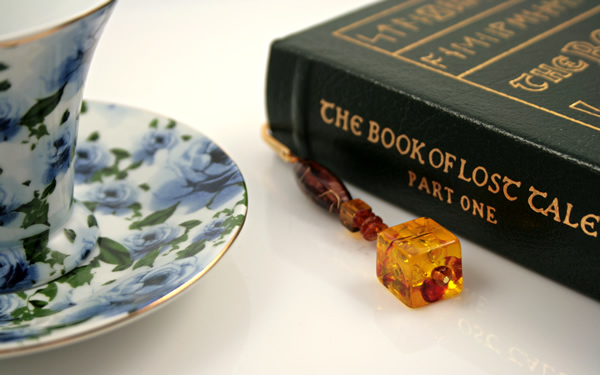 Autumn reflections gold plated bookmark, etsy, book, medium
