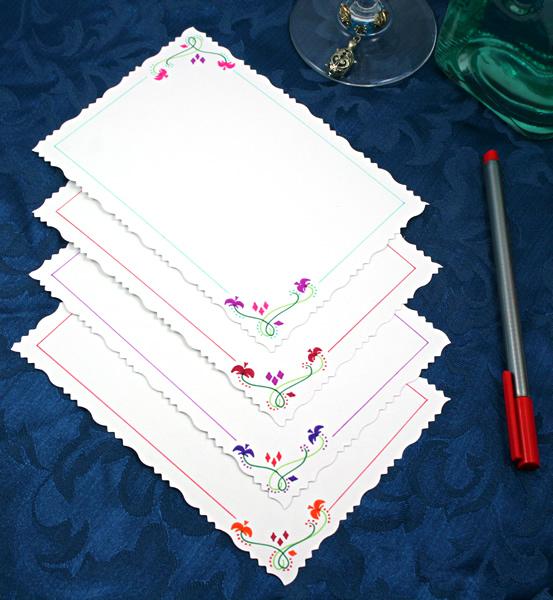 Garden fresh cards, etsy, back, medium