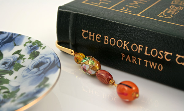 Sunny flower gold plated bookmark, etsy, book, medium