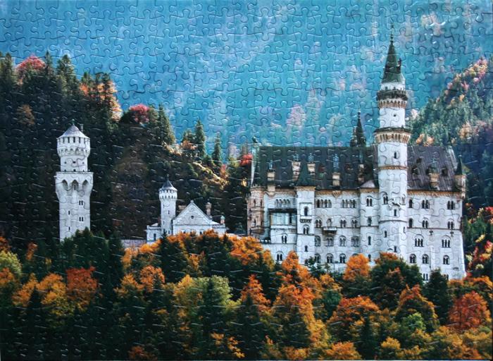 neuschwanstein castle history