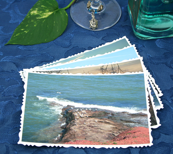 Sea day and twilight cards, etsy, front ec, md
