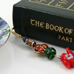 Chinese Teapot bookmark, book, md