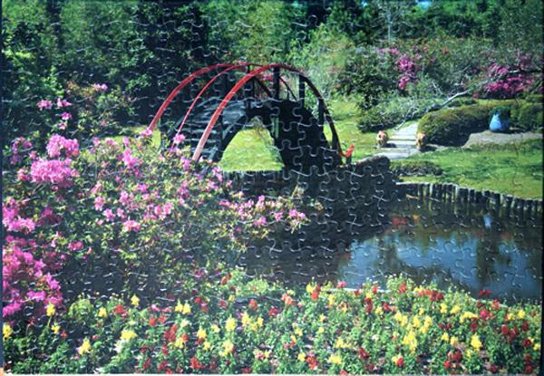 Puzzle bellingrath gardens alabama fingering zen for Garden pavilion crossword clue