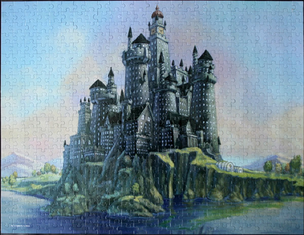 Buy world of harry potter hogwarts puzzle 1000 piece jigsaw puzzle by