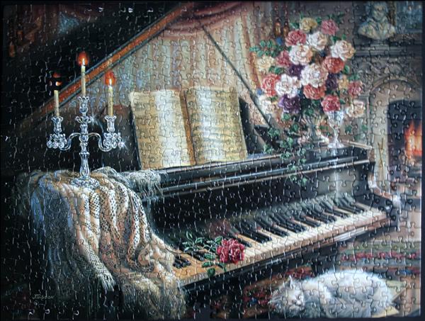 Judy Gibson - Sonata by Firelight, med
