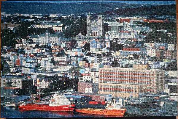 St. John's, Newfoundland, med