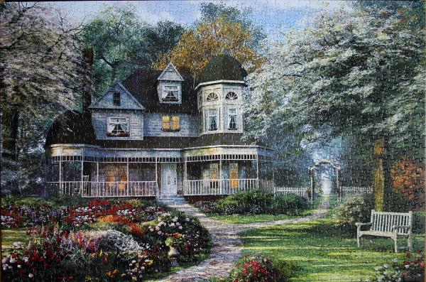 Dominic Davison - Victorian Home, med