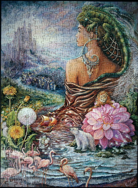 Josephine Wall - The untold story, med