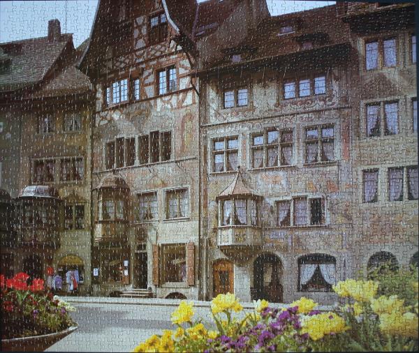 Stein Am Rhein, Switzerland, med