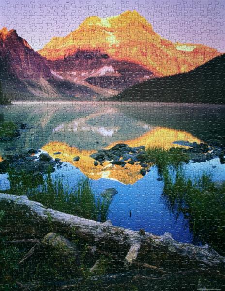Banff National Park, Alberta, Canada, med