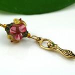 Blessingway bead faery garden goddess, med