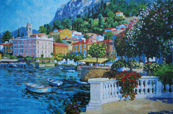 Julian Askins - Bellagio, med