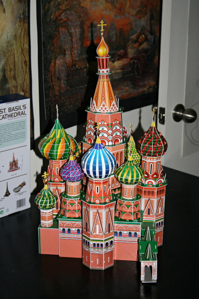 St. Basil's Cathedral, another side, med