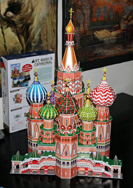 St. Basil's Cathedral, front, med