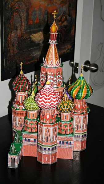 St. Basil's Cathedral, side, med