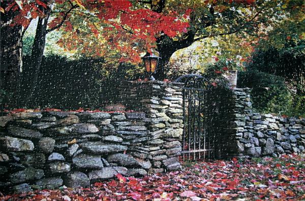 Garden's Gate, med