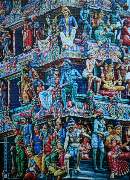 Sri Mariamman Temple, med