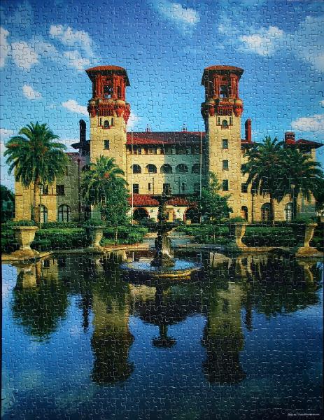 St. Augustine, Florida, U.S.A., med