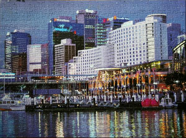 Sydney, Australia, med