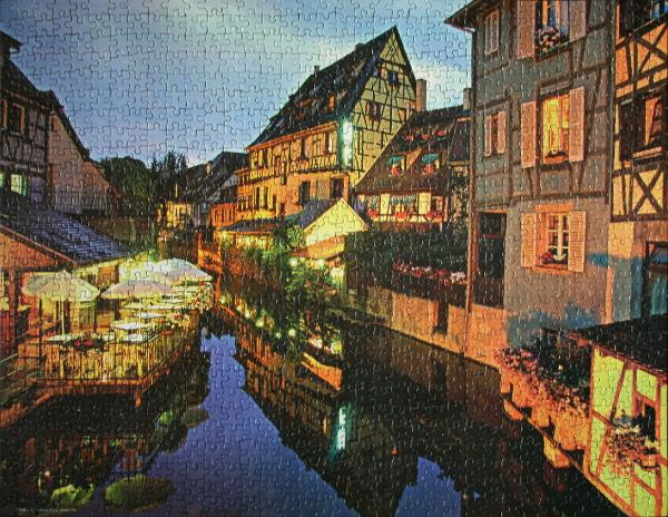 Colmar, Alsace, France, med