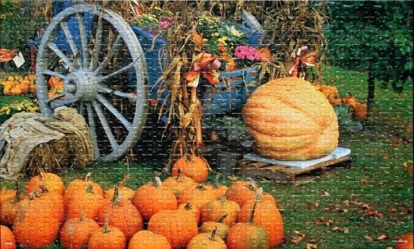 Pumpkins, med