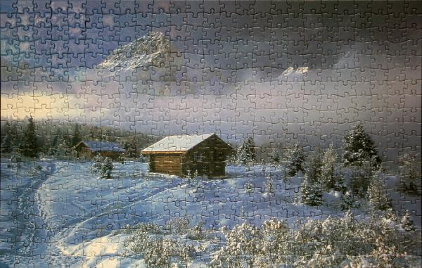 Winter, med