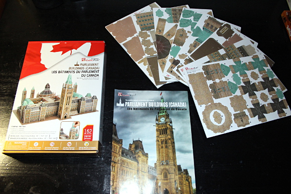 3D Parliament Puzzle - packaging, md
