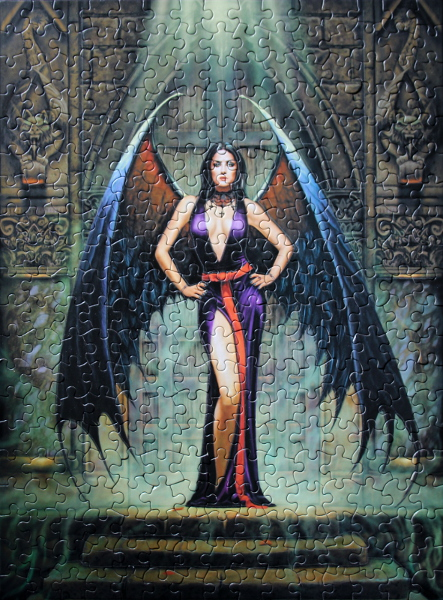 Dark Angel, med