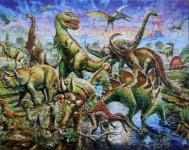 Dinosaurs, med