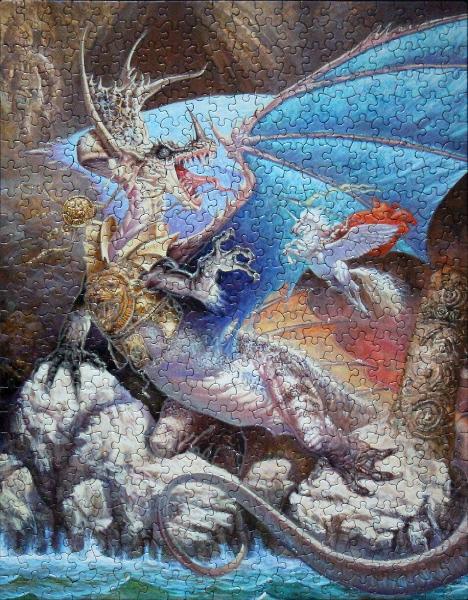 Dragon Isle, med