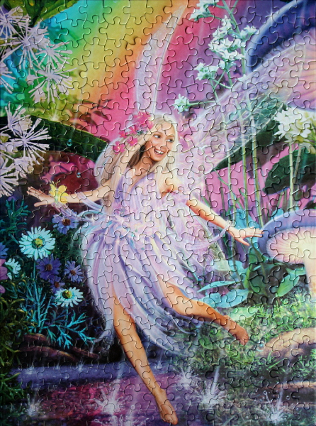 Fairy Raindrops, med