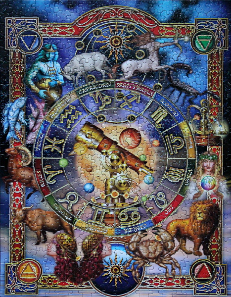 Zodiac, med