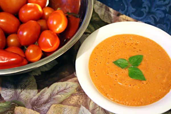 Tomato soup, md