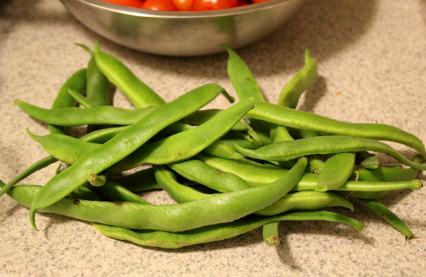 green beans, md