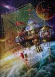 Ciro Marchetti - Space Station 2, med