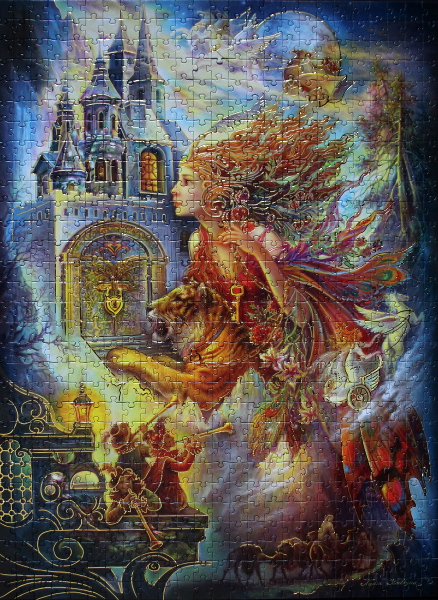 Nadia Strelkina - Fairy Key, med