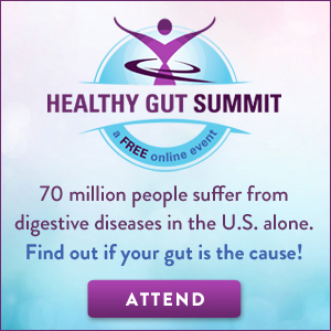 Attend the Healthy Gut Summit