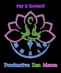 Productive Zen Mama - Pay It Forward