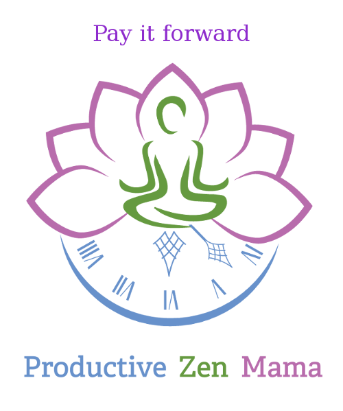 Productive Zen Mama - Pay It Forward