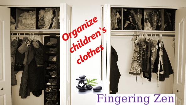 organizeChildrensClothes