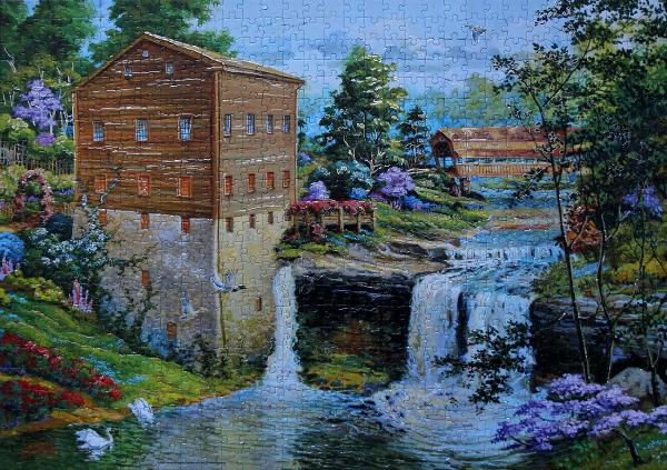 Lanterman's Mill, med