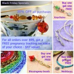 Black Friday Specials at Veddma Creations Etsy Store