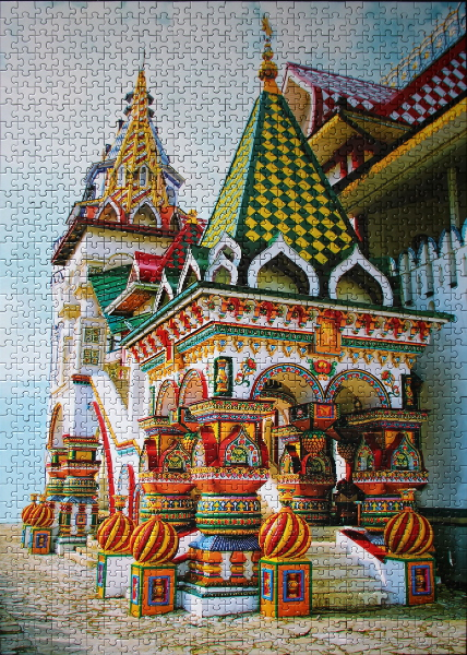 Postcard from the Kremlin