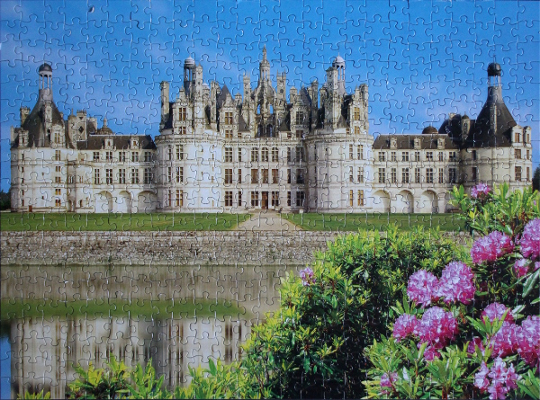 Springtime at Chambord